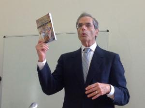 Semester Opening lecture at University of Potsdam School of Jewish Theology