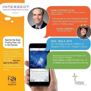 invite to Conf of Churches event