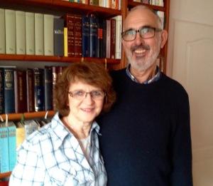 Rita and Horst Blunk