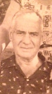My grandfather, Benjamin Goldstein